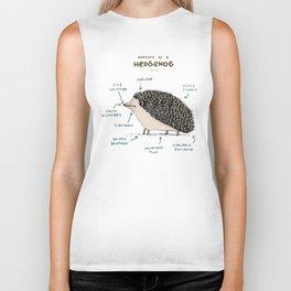 Anatomy of a Hedgehog Biker Tank