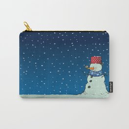 A song for Mr. Snowman Carry-All Pouch