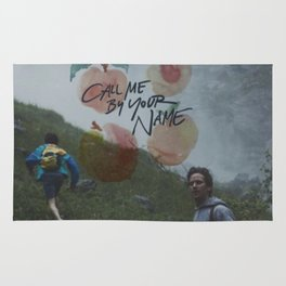 Call Me By Your Name - Elio and Oliver Rug