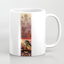 An American Native Story Coffee Mug