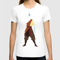 airbender T-shirts featuring Aang by JHTY