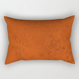 Orange powder Rectangular Pillow