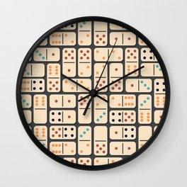 [Domi]No Big Deal Wall Clock
