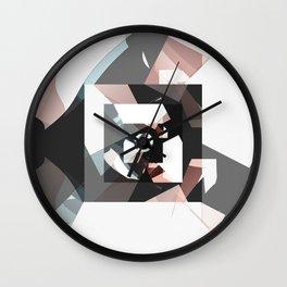 Pattern 2017 049 Wall Clock
