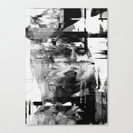 Kurt Canvas Print