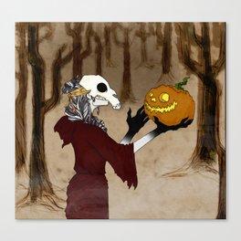 Eve (All Hallows) Canvas Print
