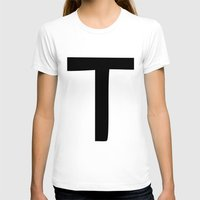 true blood T-shirts featuring T is for True Blood by Blank & Vøid