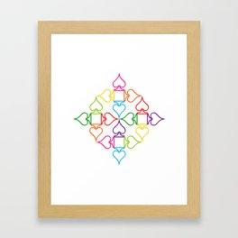 As Framed Art Print