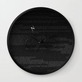 HARRY''S LOGO Wall Clock