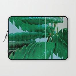 Plant After Rain / Ficus Elastica Laptop Sleeve