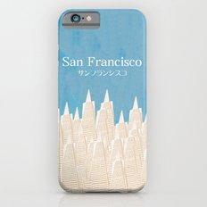 San Francisco TA Slim Case iPhone 6s