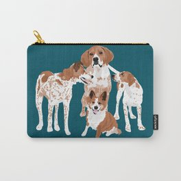 Maggie Millie Maisie and Victoria Carry-All Pouch