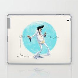 Elvis the Pelvis Laptop & iPad Skin