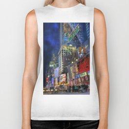 Times Square Biker Tank