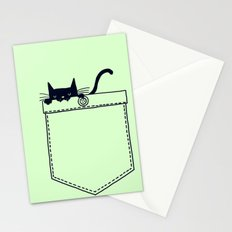 Po(CAT) Stationery Cards
