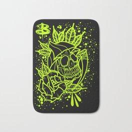 Neon Reaper Bath Mat