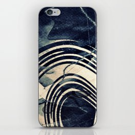 Print #II iPhone Skin