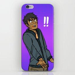 well...  iPhone Skin