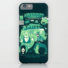 Adventure Comics iPhone 6s Slim Case