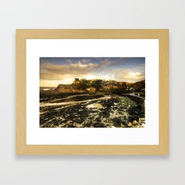Lee Harbour Framed Art Print