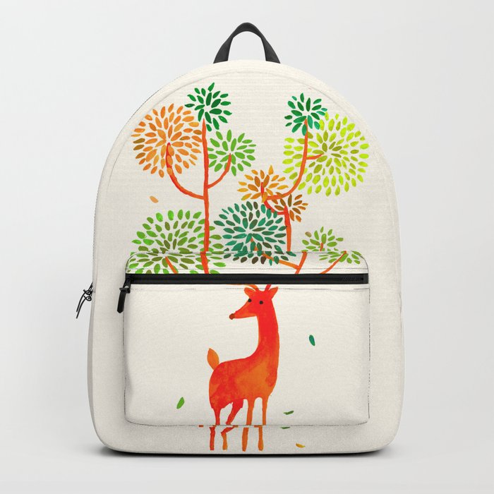 For the tree is the forest Backpack