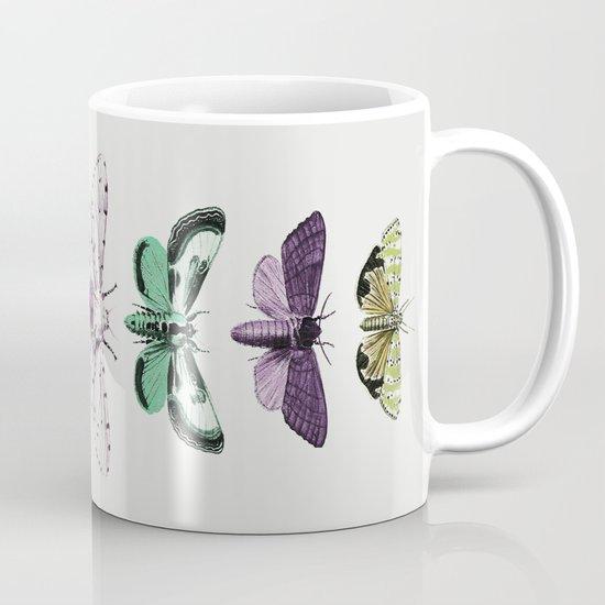 Techno-Moth Collection Mug