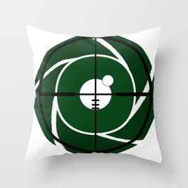 Cam Hunters 2 Throw Pillow