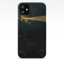 Good job leading that ship onto the rocks dude, high five! iPhone Case