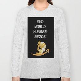 End World Hunger Long Sleeve T-shirt