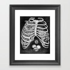 Alchemist's Cage Framed Art Print
