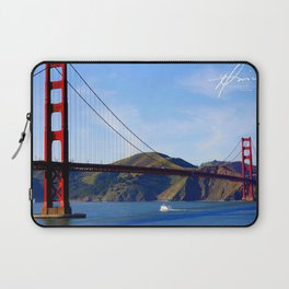 Golden Gate Laptop Sleeve