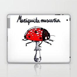 Mariquita muscaria Laptop & iPad Skin