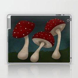 Mushrooms! Laptop & iPad Skin