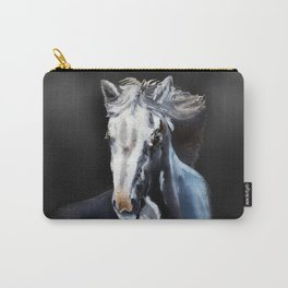 Horse Ghost Carry-All Pouch