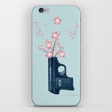 Bang Bang iPhone & iPod Skin