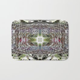 Psychedelic Projections Bath Mat