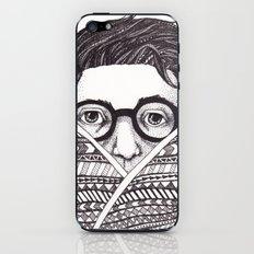 In Hiding iPhone & iPod Skin