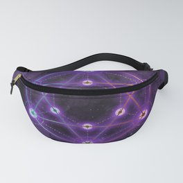 The Geometry of the Divine Fanny Pack