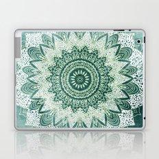 BOHOCHIC MANDALA IN MINT Laptop & iPad Skin