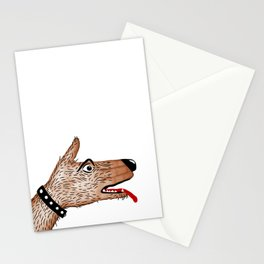 You Ain't Nothin' But A Hand Dog Stationery Cards