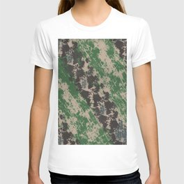 Rustic Abstraction T-shirt