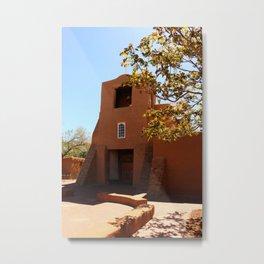 San Miguel Chapel Metal Print