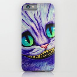 """""""We're all mad here"""" iPhone Case"""