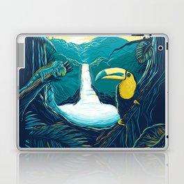 costa rica rainforest Laptop & iPad Skin