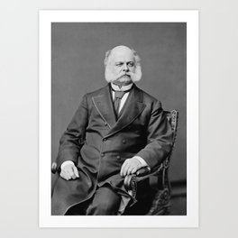 Ambrose Burnside Art Print