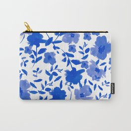 Spring Clusters Carry-All Pouch