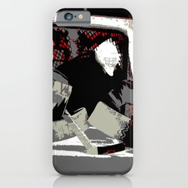 Goal Stopper - Ice Hockey Goalie iPhone Case