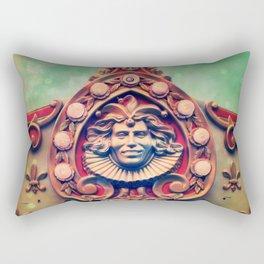Step Right Up Rectangular Pillow