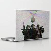 soldier Laptop & iPad Skins featuring Soldier by DDSS