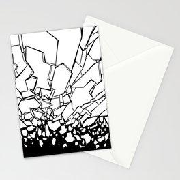 Broken II Stationery Cards